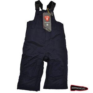 Baby Gap Primaloft Snow Suit Navy Blue size 12-18M